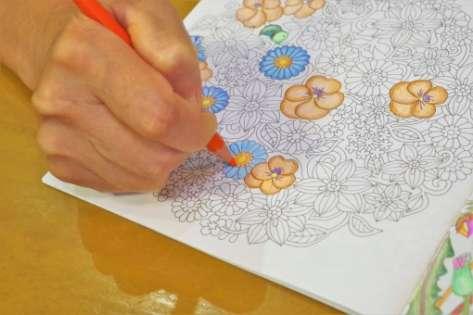 大人の塗り絵とは人気の理由や効果必要な道具を紹介 粋 Iki